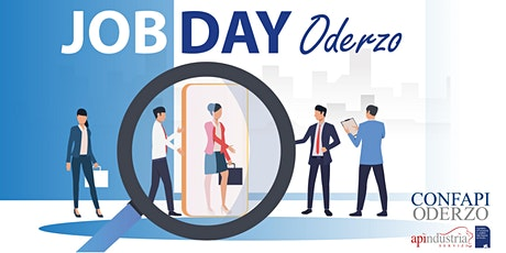 JOB DAY Oderzo | Un evento per chi è in cerca di lavoro biglietti