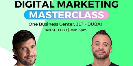 Weekend Digital Marketing Masterclass with Nelio Leone & AndrewStartups tickets