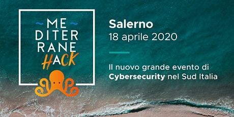 Mediterranehack 2020 biglietti