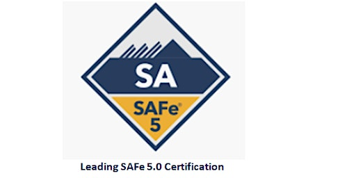 Leading SAFe 5.0 Certification 2 Days Training in Maidstone