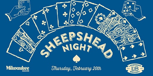 Lakefront Brewery & Milwaukee Magazine Sheepshead Night