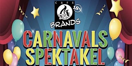 Carnavals spektakel 2020 tickets