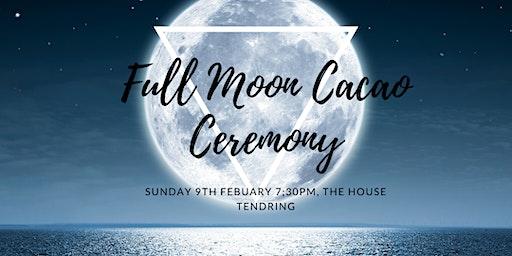 Full Moon Cacao Ceremony