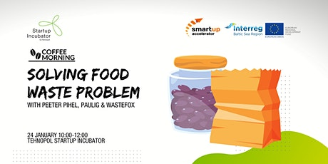 Coffee Morning: Solving Food Waste Problem tickets