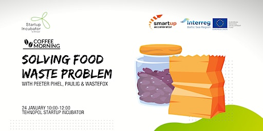 Coffee Morning: Solving Food Waste Problem