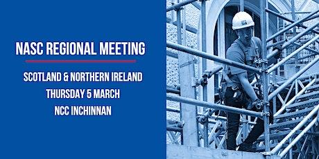 NASC Scotland & Northern Ireland Regional Meeting tickets