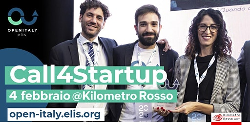 OPEN ITALY | Innovation to Impact @Kilometro Rosso | Roadshow 2020