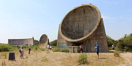 Sound Mirrors Open Day tickets