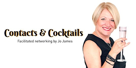 London Business Networking Contacts and Cocktails in February 2020 facilitated by Jo James at AmberLife tickets