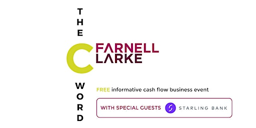 The C Word - Is CASH a four-letter word in your business?