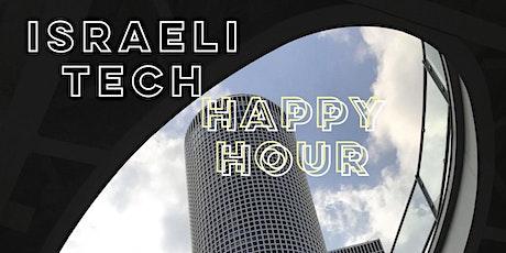 Israeli Tech Happy Hour 2020 tickets