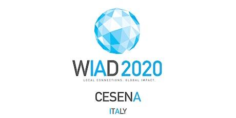 WIAD 2020 - Cesena tickets
