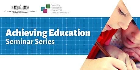 CREU: Achieving Education Seminar #1 tickets