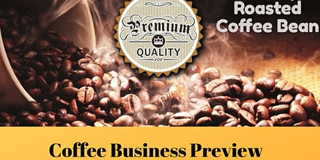 Coffee Business That Is 10x More Powerful Than Running a Cafe tickets