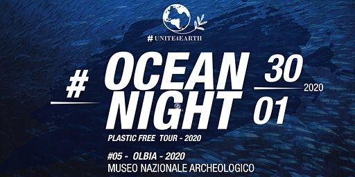 Ocean Night #5 - Olbia