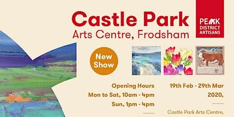 PDA Exhibition - Castle Park Arts Centre tickets