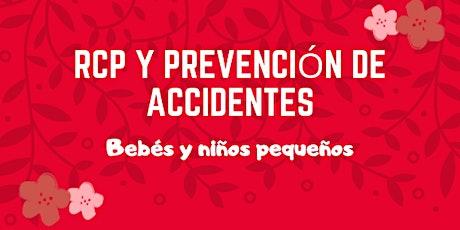 Taller de RCP y Prevención de accidentes entradas