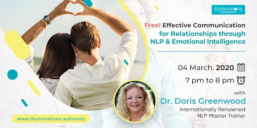 Free! Effective Communication For Relationships Through NLP