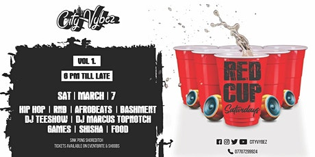 Red Cup Saturdays tickets