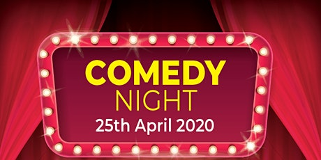 Comedy Night 25th April '20 tickets