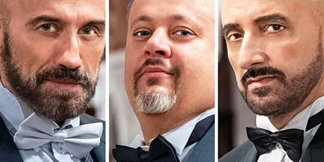 I Tre Tenori: Arie d'Opera, Napoli e Canzoni - The Three Tenors: Opera Arias, Naples & Songs biglietti