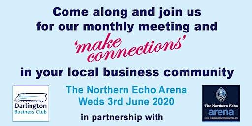 Darlington Business Club Monthly Meeting - 3 June 2020
