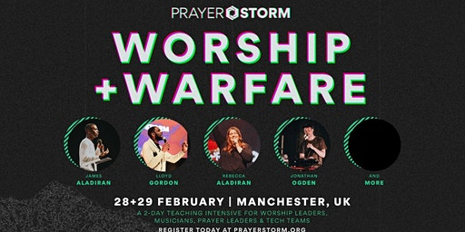 Prayer Storm: School of Worship and Warfare 2020