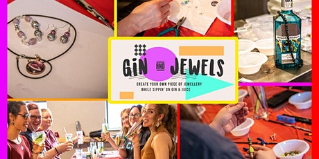 Gin & Jewels : Make Your Own Jewellery tickets