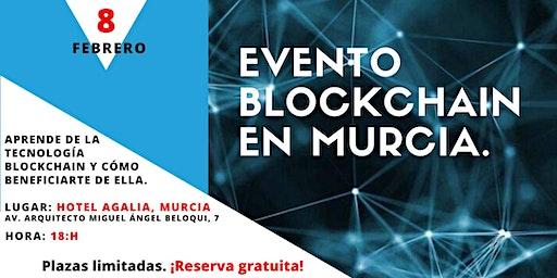 Evento Blockchain Murcia (Formación)