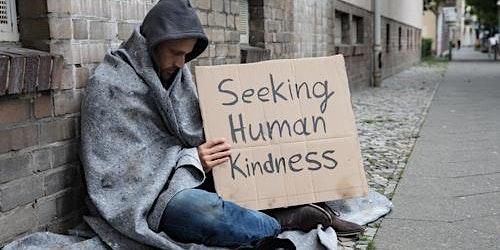 Homeless faith community meeting
