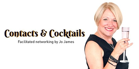 London Business Networking Contacts and Cocktails in March 2020 facilitated by Jo James at AmberLife tickets