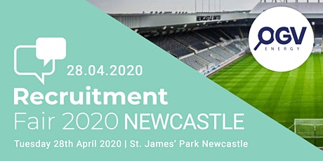 OGV Recruitment Fair - Newcastle tickets