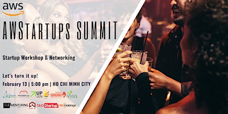 AWStartups SUMMIT #Vietnam tickets