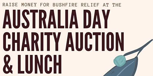 Australia Day Charity Auction & Lunch for Bushfire Relief