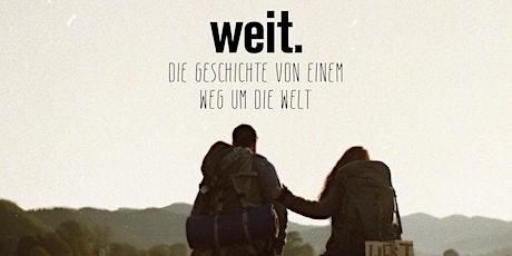 """Stammtisch mit Filmabend """"WEIT."""" tickets"""