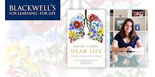 An Evening With Dr. Rachel Clarke
