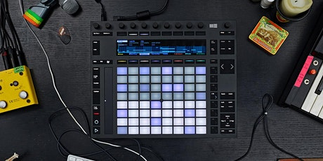 Intro to Ableton Push tickets