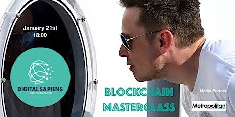 Blockchain CEO MasterClass -Smart Contracts at Hyperloop entradas