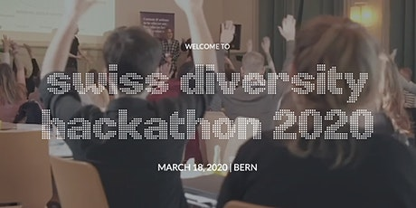 Swiss Diversity Hackathon: Shaping Diversity Innovations Tickets