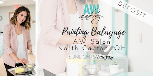 Painting Balayage with Abby Warther DEPOSIT