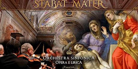 Stabat Mater di G. B. Pergolesi biglietti