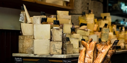 Hulabaloo! St Patricks Day  Irish Cheese  night -  with Homage2Fromage