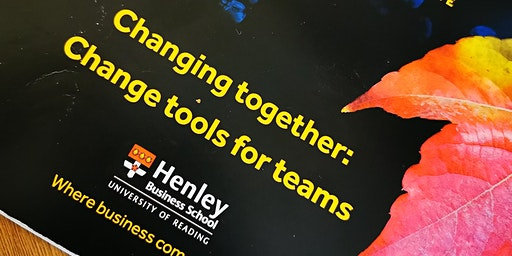 Changing together - Tools to help you navigate your teams through change