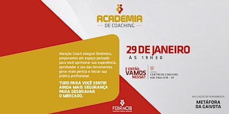 1ª Academia de Coaching em 2020 da Febracis no ABC Paulista ingressos