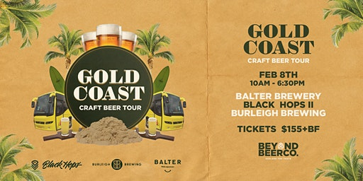 Beyond Beer Co - Gold Coast Tour