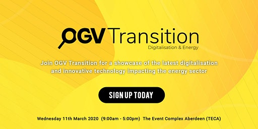OGV Transition - Digitalisation and Energy
