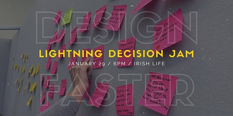 Using Design Thinking to Solve Problems Rapidly tickets