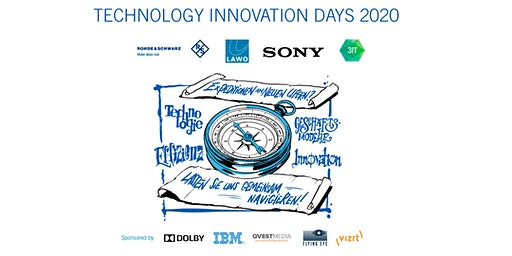TECHNOLOGY INNOVATION DAYS 2020 @ 3IT Berlin / 18. - 19. Februar 2020