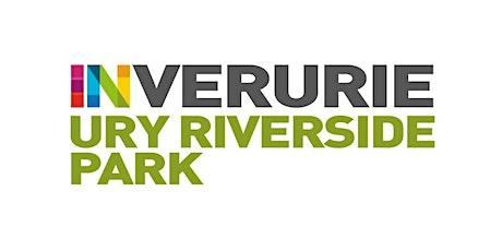 Volunteer Tree Planting at Ury Riverside Park, Inverurie tickets