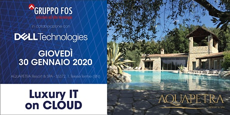 Luxury IT on CLOUD biglietti